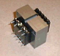 Newmarket Transformers - Laminated Transformer
